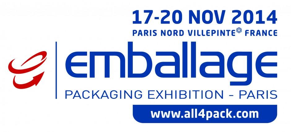 Salon van de verpakking in Parijs – 17 au 20 november 2014
