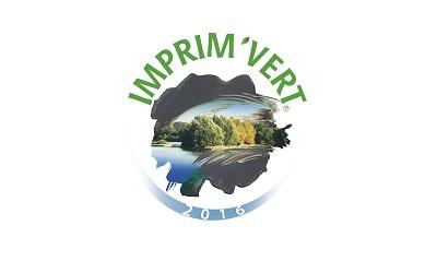 Logo Imprim'Vert 2016